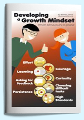 How do you actually develop growth mindset