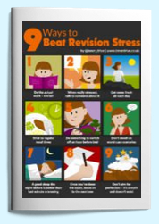 9 ways to manage revision stress
