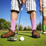 Stop feeling embarrassed on the golf course