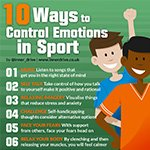 10 top tips to help control your emotions in sport - part 1