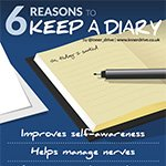 6 reasons to keep a diary