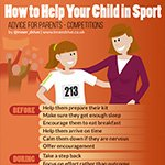 How to help your child in sport