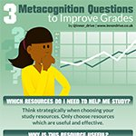 3 metacognition questions to improve grades