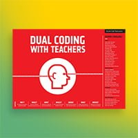 Dual Coding with Teachers, by Oliver Caglioli